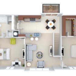 Listings Floor Plans