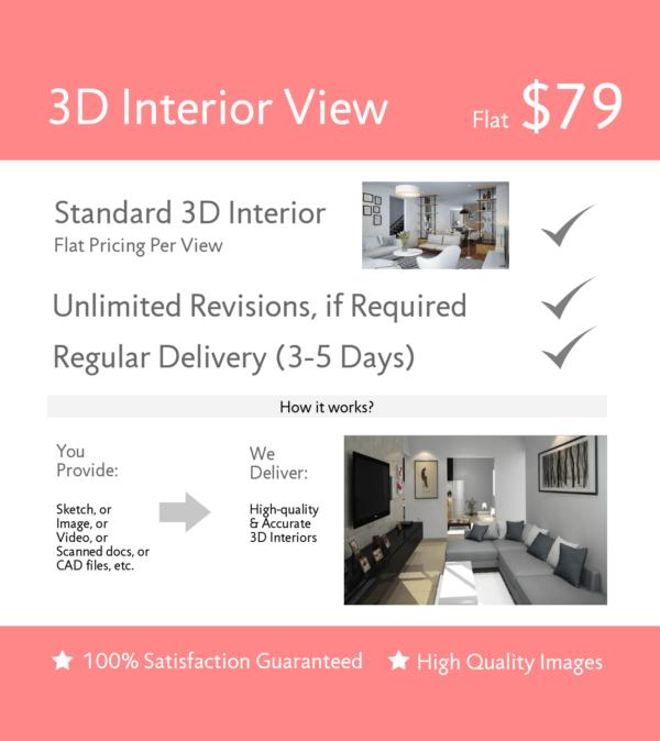 3D Interiors Real Estate